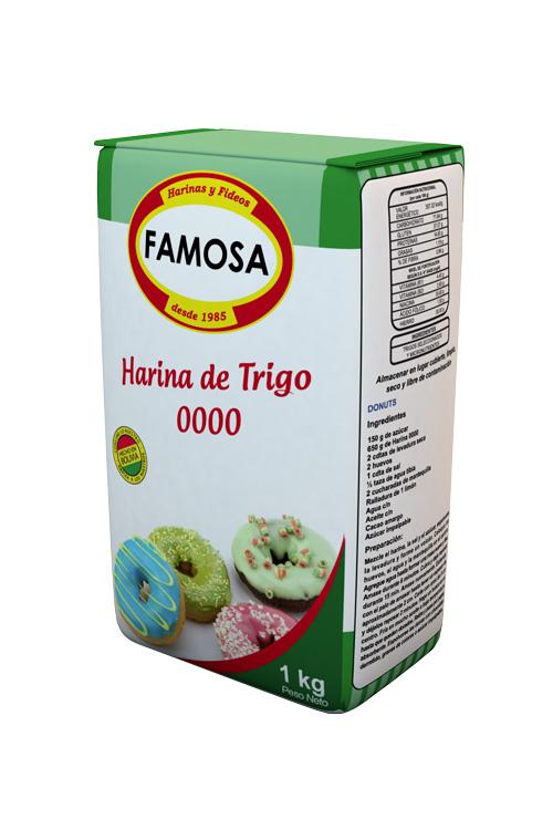 Harina de Trigo 0000