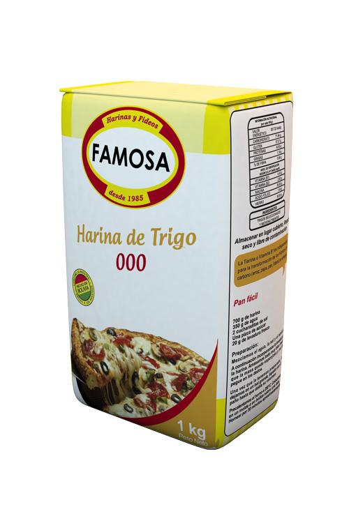 Harina de Trigo 000